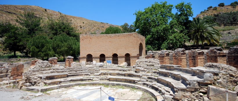 Gortyna, Crete